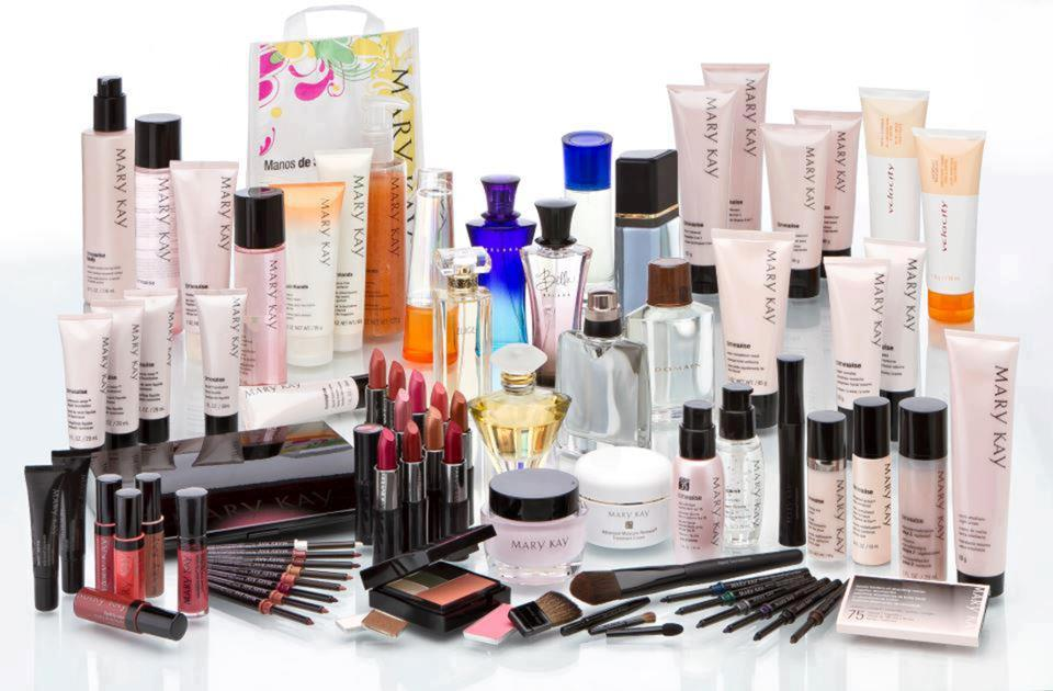 Mary kay makeup.