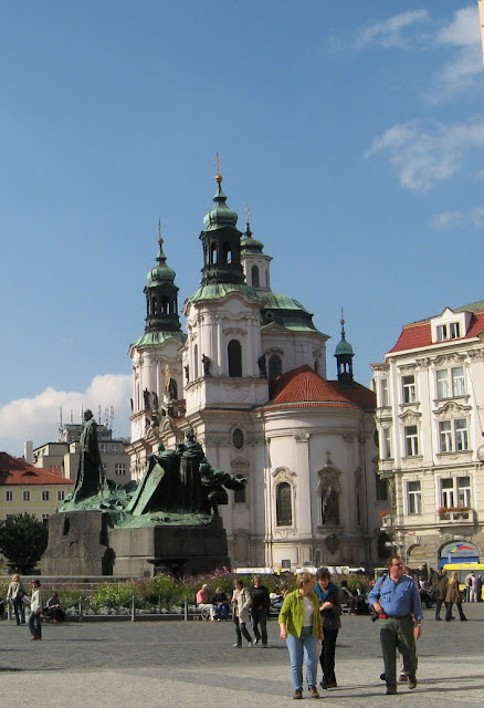 chiesa di san nicola a Praga