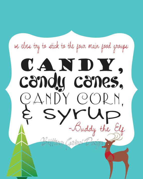 I Love You Quote Elf : Elf Quotes...