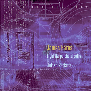 NARES, J. - Harpsichord Lessons Nos. 1-8
