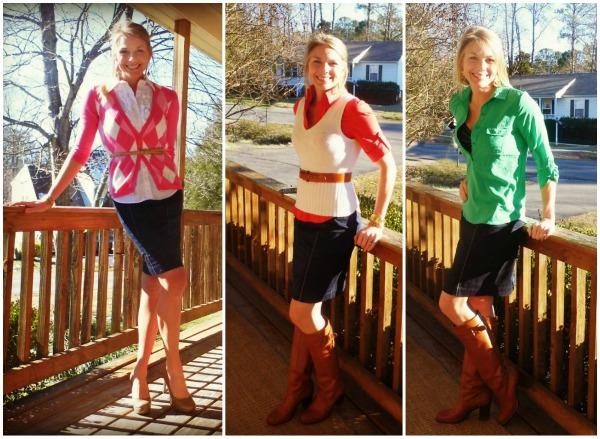 eshakti, blogger product review, denim dress,