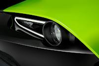 concept Plan Zenos E10 sportcar front light view