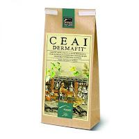 Ceaiul Dermafit Apuseni elimina toxinele natural