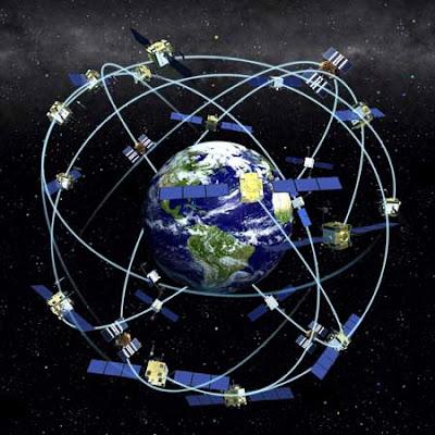 gps satelites