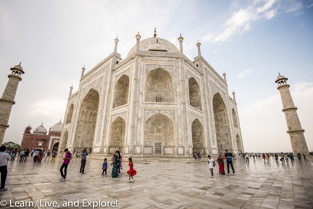 India Agra And The Taj Mahal Golden Triangle Part 2