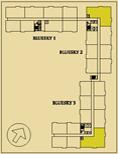 vị trí căn hộ