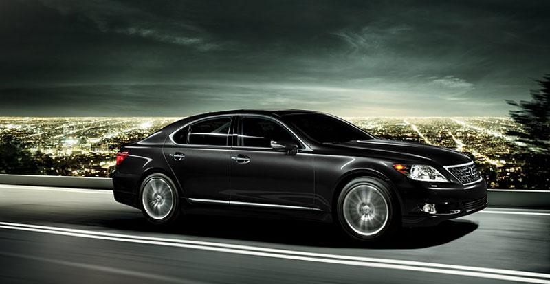 Mrs  Glitterati  2012 Lexus LS 460 Sport Limited Edition