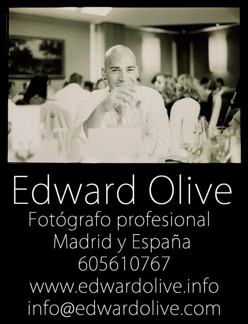 Fotografos en madrid edward olive - Fotografos profesionales barcelona ...