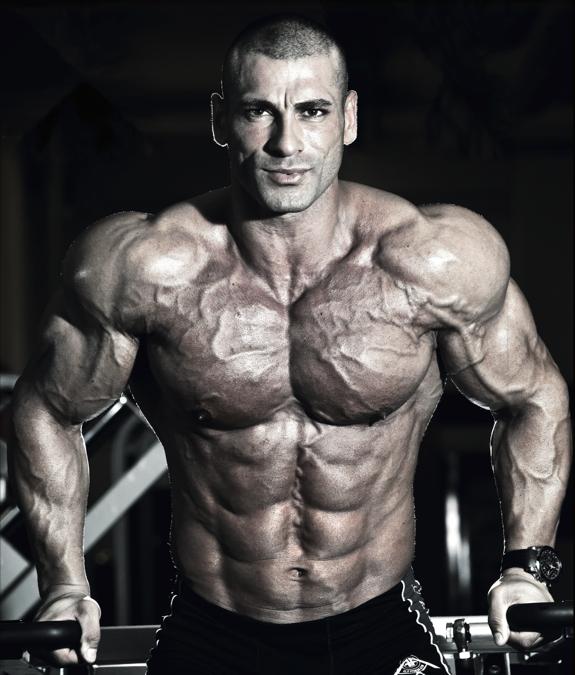 Worldwide Bodybuilders: Swedish bodybuilder Rabi Fakhro