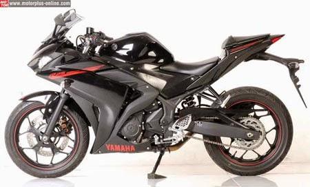 Harga Servis Motor Yamaha R25