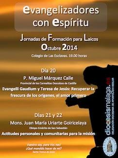 Jornadas de Formación 2014/15