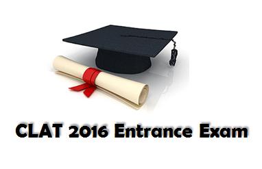 CLAT 2016 Logo