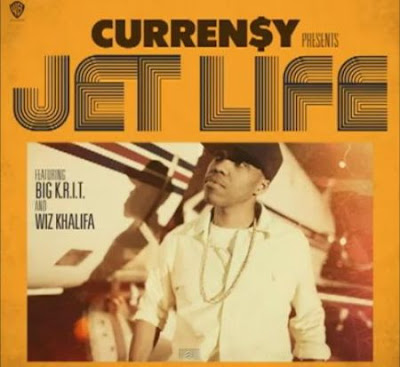Curren$y Ft. Big K.R.I.T. & Wiz Khalifa - Jet Life (Instrumental)