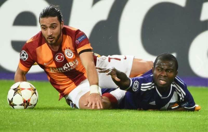 Anderlecht 2 Galatasaray 0