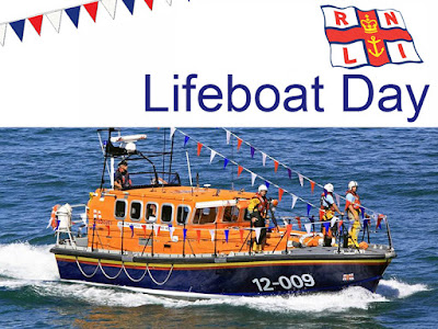 St Ives Cornwall - Lifeboat Day