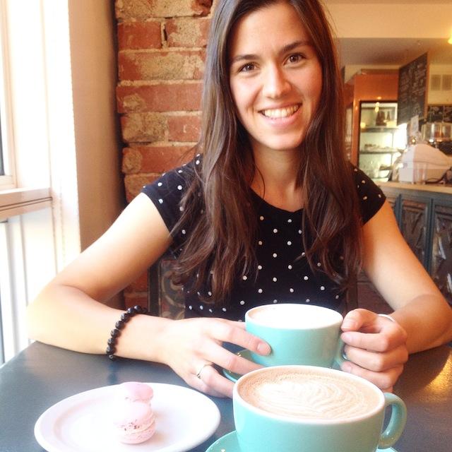 Maria Coffee Macarons City Perks