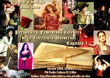 Personajes Femeninos de Ficcion Literaria Parte 1