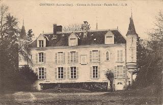 Château de Soucinia - Cheverny