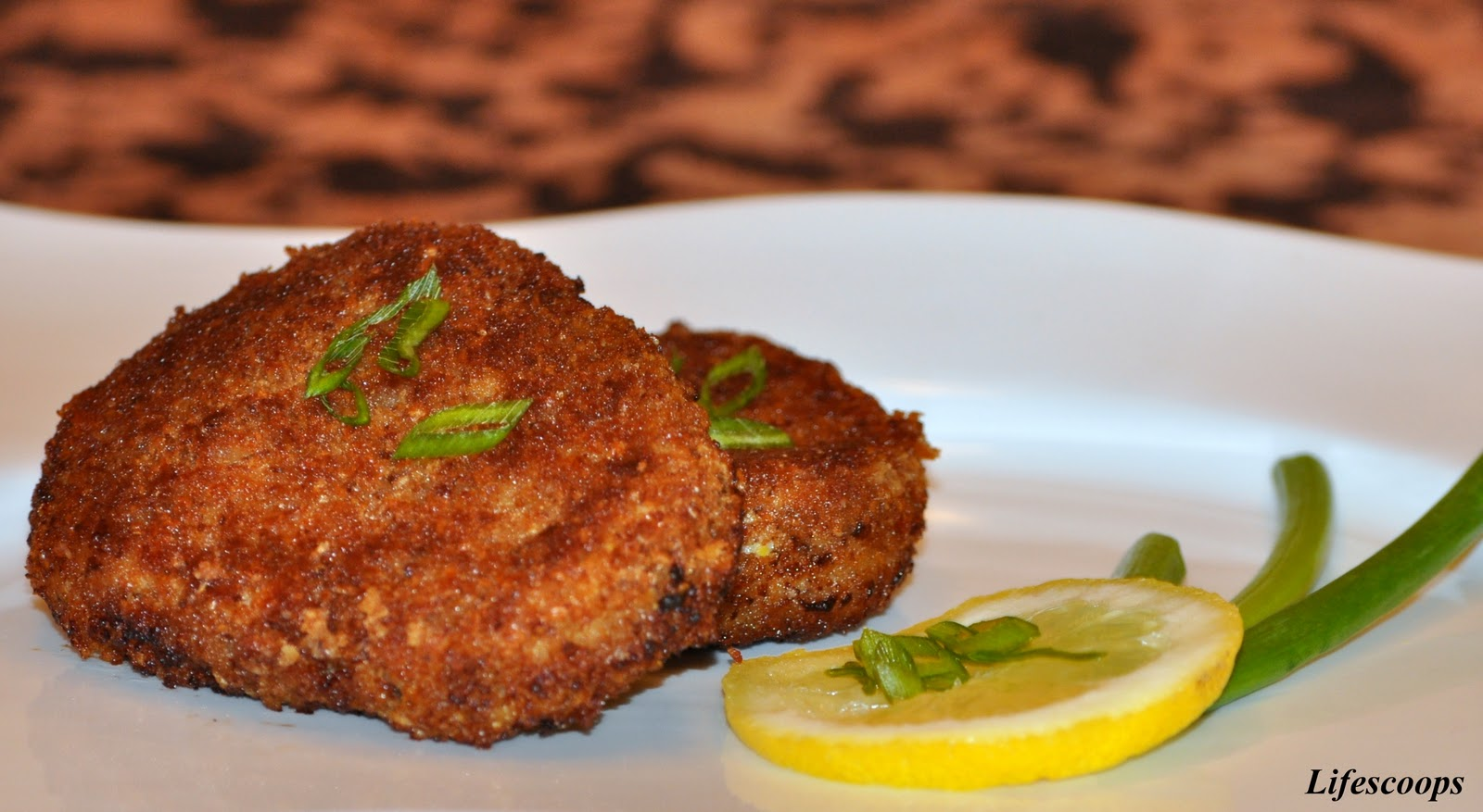Life scoops crumb fried fish with mustard marinade for Marinade for fish