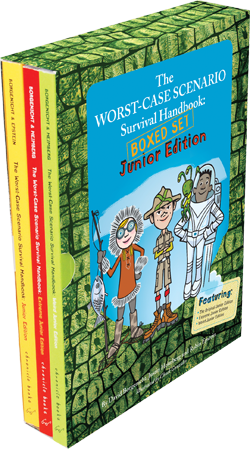 The Worst Case Scenario Junior Boxed Set