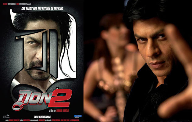 Don 2 2011 Hindi 720p BRRip - Dual Audio Movies Download with IDM