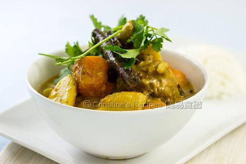 馬來咖哩雞 Curry Chicken02