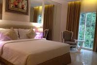 Diskon hotel mandiri kartu kredit di Bandung