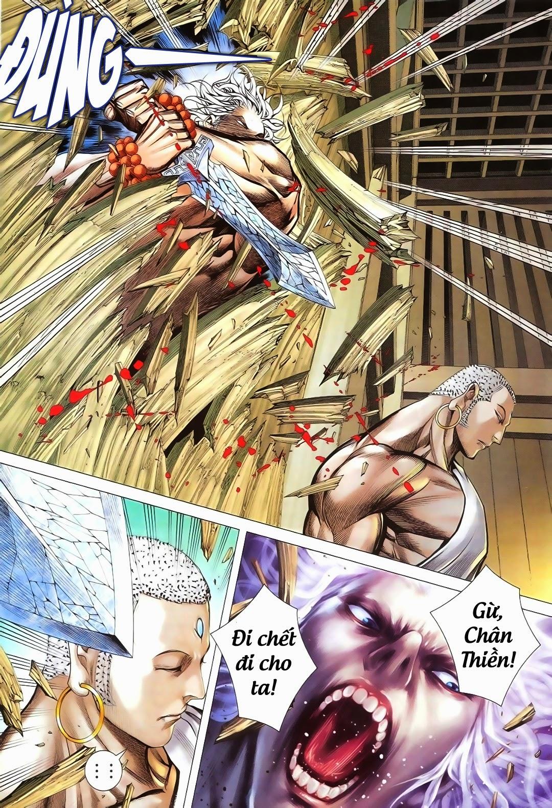 Phong Thần Ký chap 181 - Trang 17