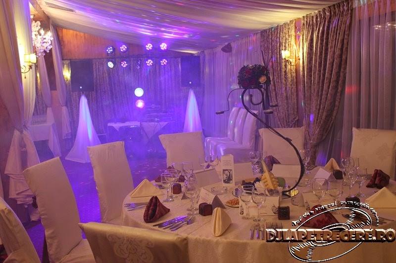 Nunta la Restaurant Vanity cu DJ Cristian Niculici -