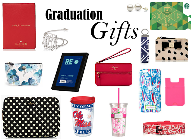 Graduation Gift Ideas Anchors and Pearls