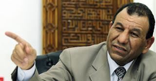 وزير التربية والتعليم أمام النائب العام بدار القضاء