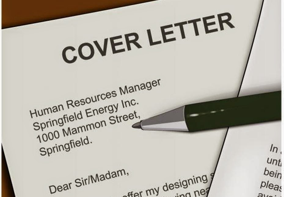 cover letter examples and tips - Tips For Cover Letter Writing