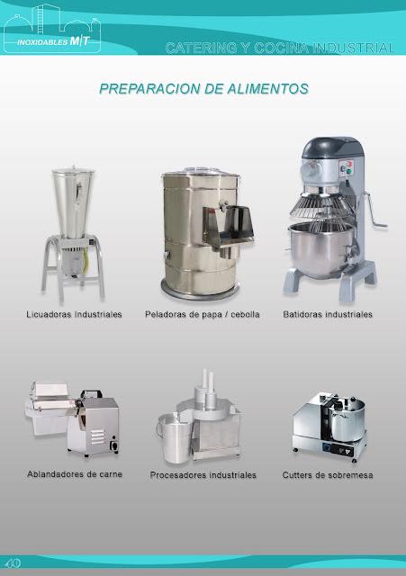 Inoxidables mt equipos para catering y cocina industrial for Maquina que cocina
