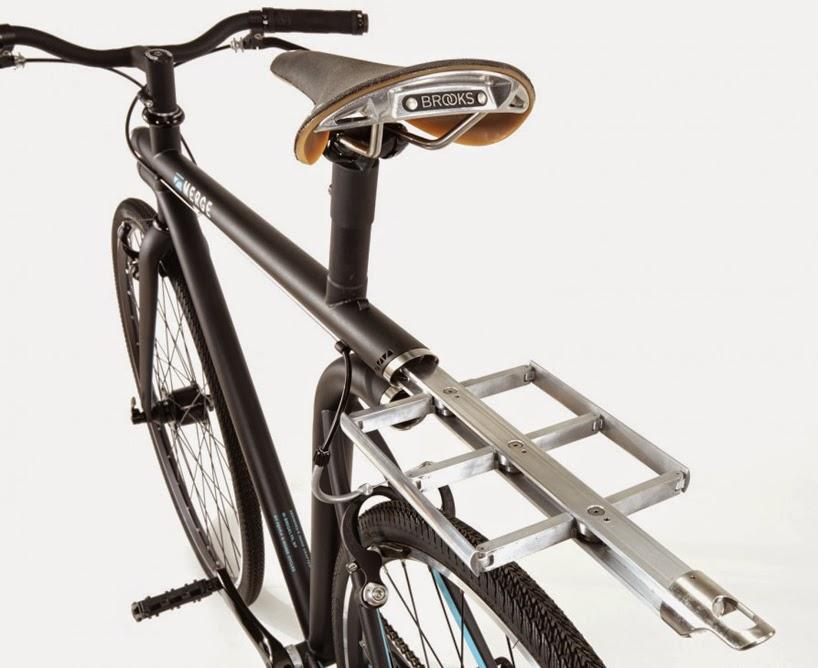 Bicicleta con Cargador USB, Medios de Transporte Sostenibles