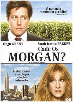 Download – Cadê os Morgan? - DVDRip AVI Dual Áudio
