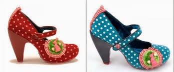 puanlı ayakkablılar