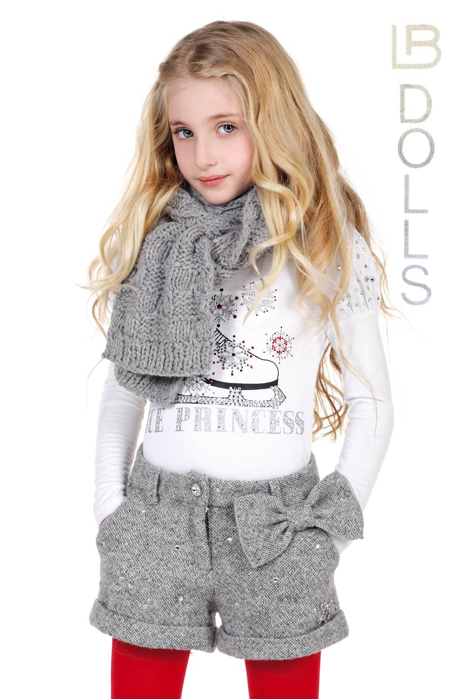 Alalosha Vogue Enfants Laura Biagiotti Dolls Fw2013 Grey