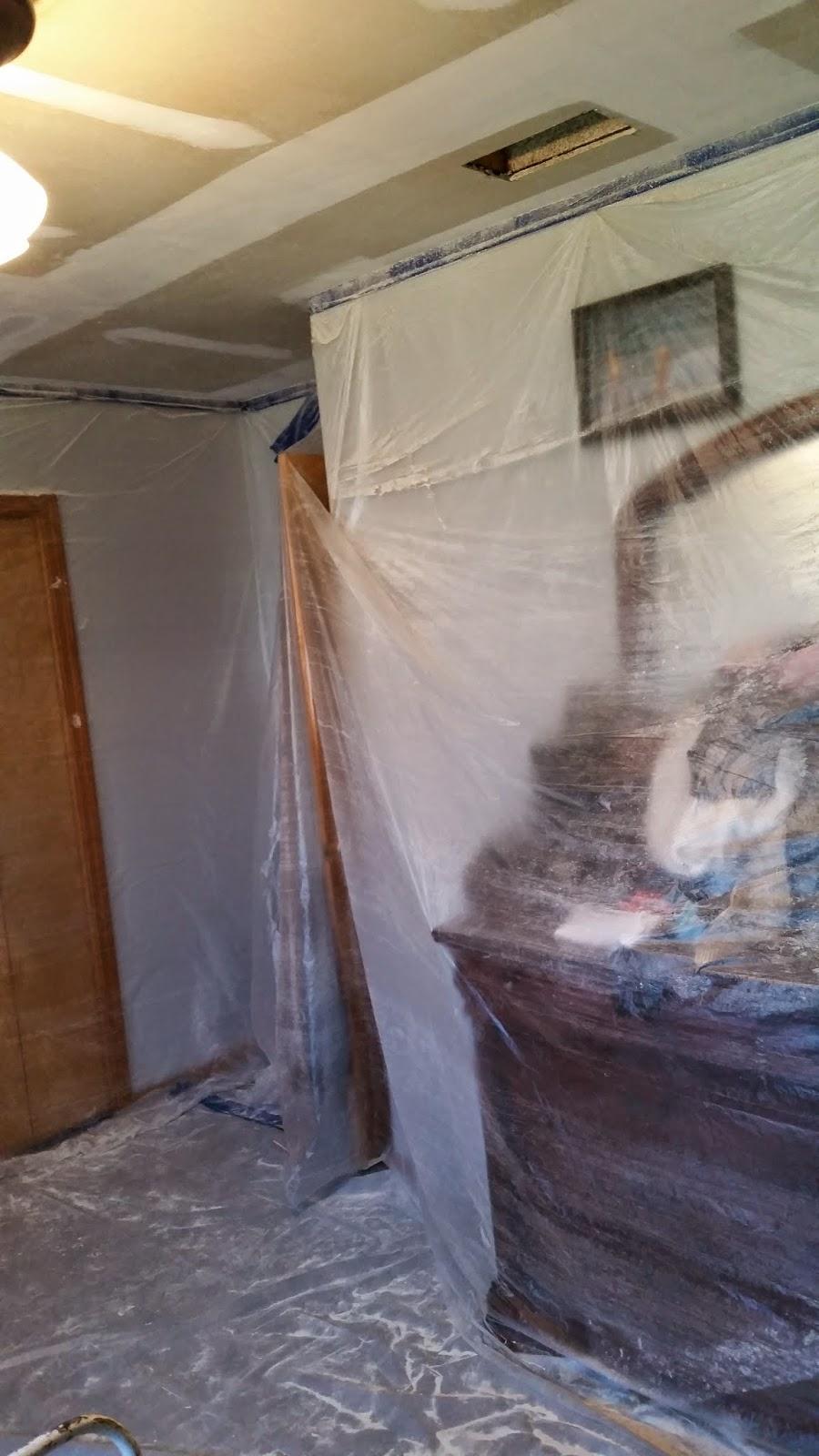 Wall & Floor Prep