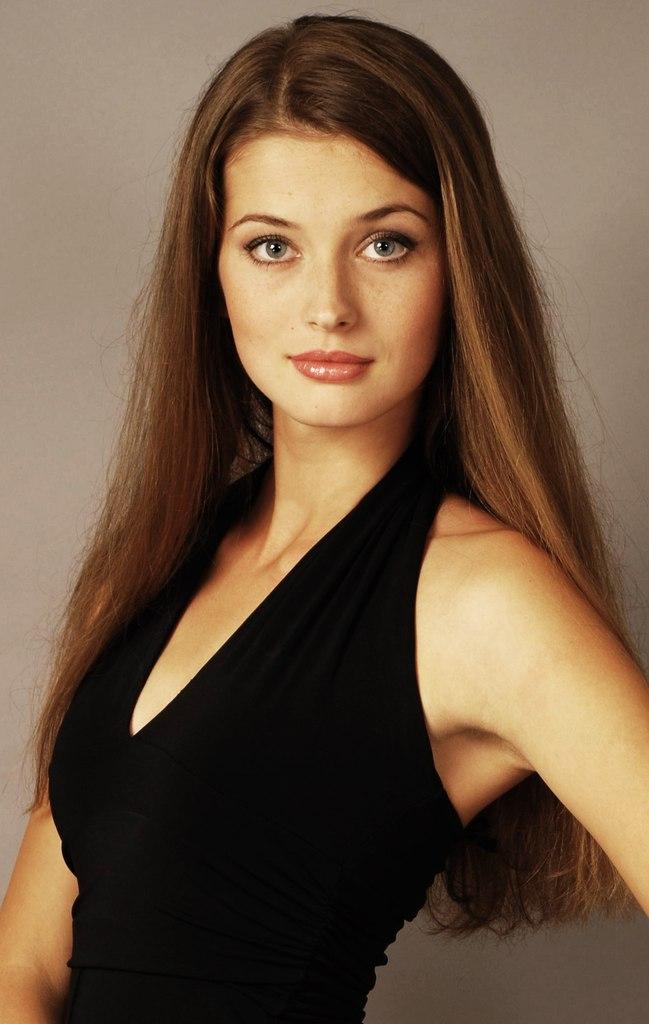 Ukraine Anna Zayachkivska Miss World
