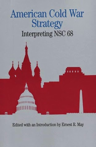 nsc-68 essay Conclusions and recommendations conclusions the foregoing analysis indicates that the probable fission bomb capability and possible thermonuclear bomb capability of.