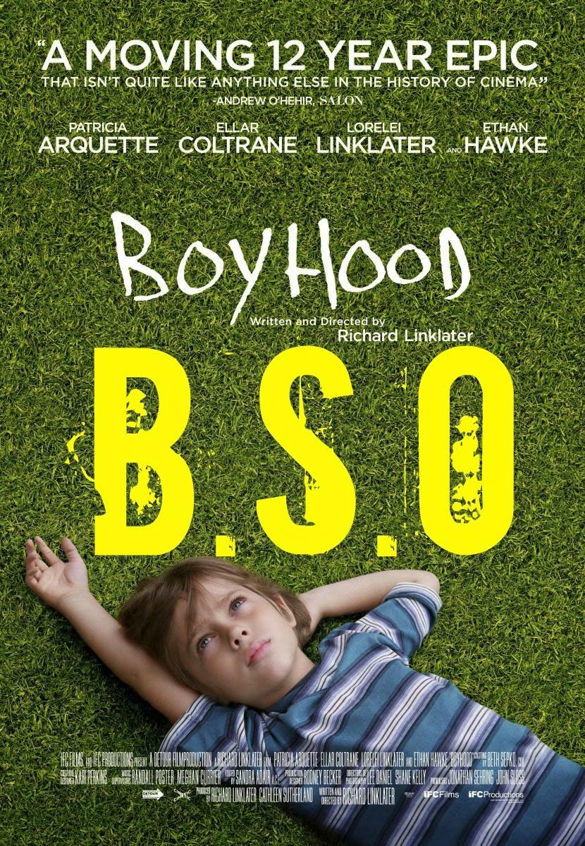 boyhood banda sonora