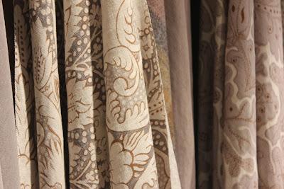 rococo linen detail