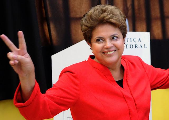 Dilma Rousseff - Presidente do Brasil
