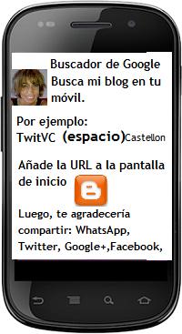 BUSCA TWITVC CASTELLON EN TU MOVIL