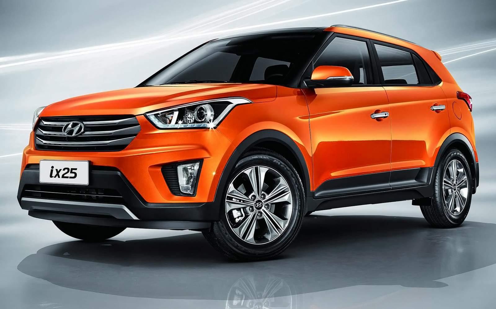 Hyundai creta suv compacto concorrente do honda hr v for Honda or hyundai