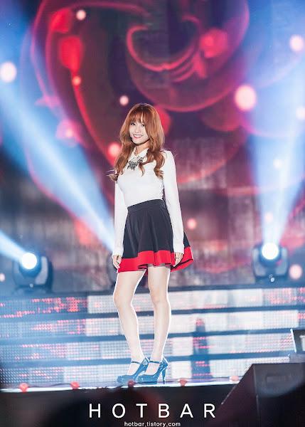 Jieun Pretty Age 25 Live