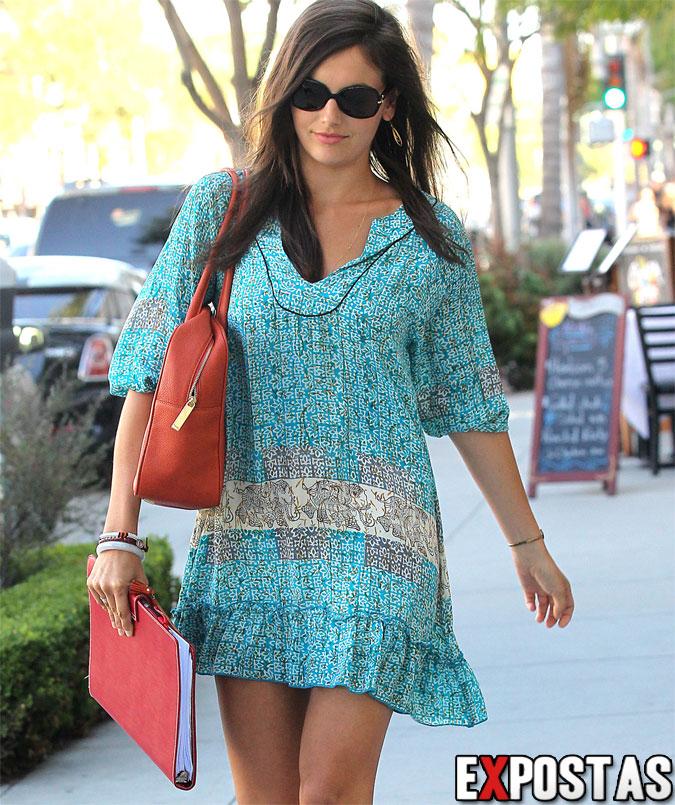 Camilla Belle: Coupa Cafe em Los Angeles - 18 de Setembro de 2012