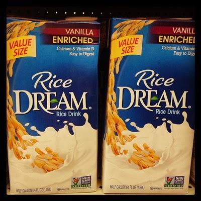 Vegan Vegetarian Food Drinks Non-dairy Milk Plant Milk Target Rice Dream Rice Drink Rice Milk Non-GMO Project Verified, Kosher