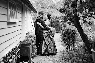 Elle and Terry Wedding at Tasma House Bungalow Photo