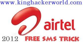 Best Airtel sms hack 2012